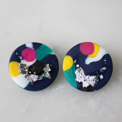 GALAXY CANDY in circle singles