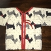 Scottie Dog baby jacket