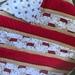 Dachshund quilt