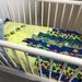 Skyline; baby quilt