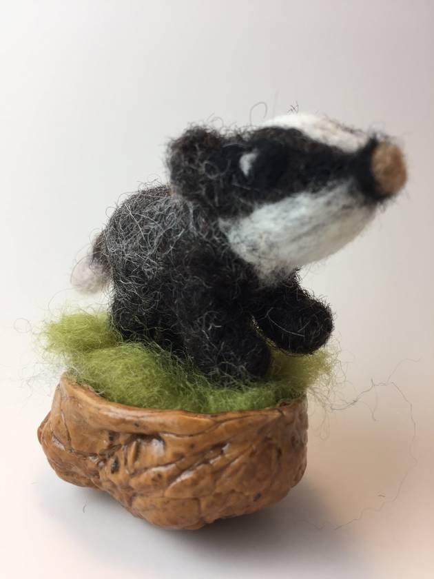 Walnut Badger