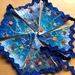Blue and Aqua bunting