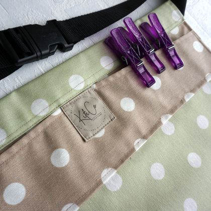Waterproof Peg, belt, apron, pinny.