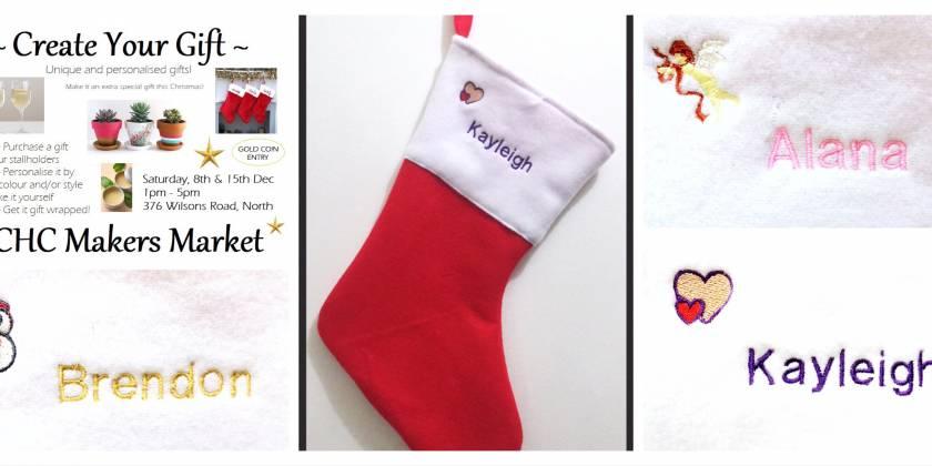 Personalised Santa Stockings!