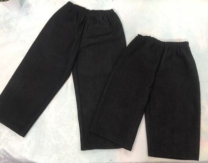Light Denim Pants - Size 1