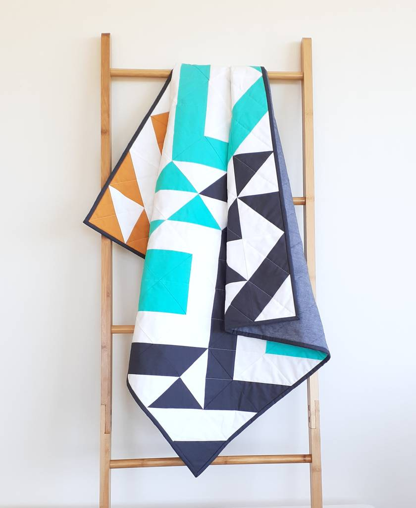 Baby Quilt or Playmat