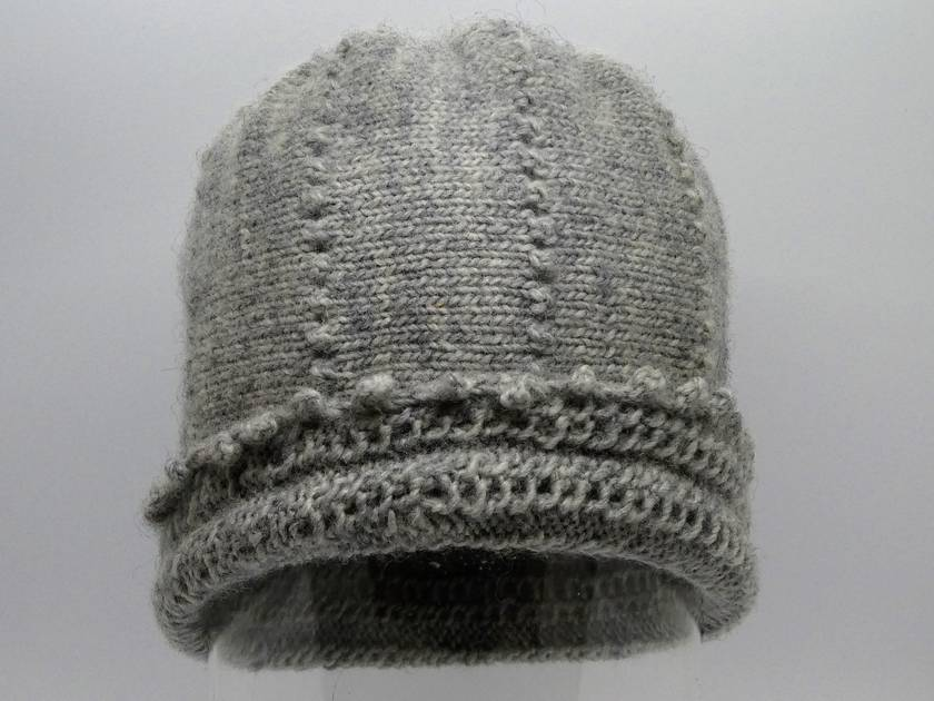 Multi-style knitted Hat