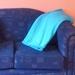 Snuggly Blue Blanket
