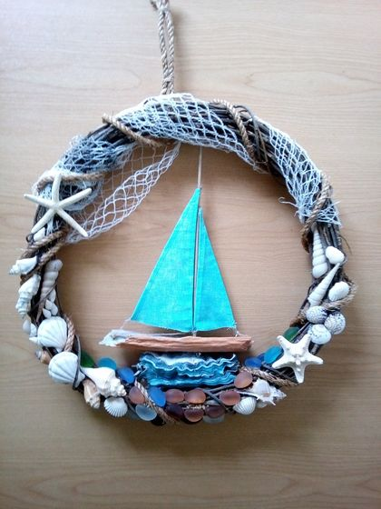 Sea Style Wreath