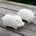 Bisqueware Piggy Bank