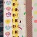 Beeswax Wraps - Set of 4