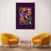 A1 Hummingbirds in Summer — Fine Art Giclee Print