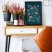 A3 Protea & Kowhai Flowers — Fine Art Giclee Print