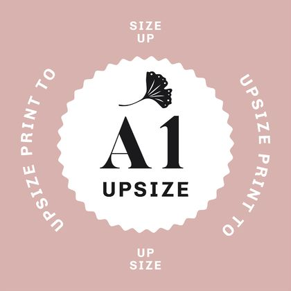 Upsize Your Print to A1