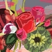 A3 Red Roses — Fine Art Giclee Print