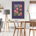 A3 Lovebirds & Cactus in Arizona — Fine Art Giclee Print