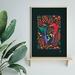 A3 Australian King Parrots  — Fine Art Giclee Print