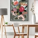 A3 Deconstructed Bunch of Flowers — Fine Art Giclee Print