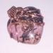 Rhodonite Crystal Pendant