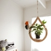 Teardrop Hanging Planter - Large