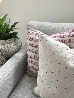 Valleys Cushion Cover