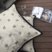 Floor Cushion Cover - Arches