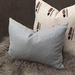 Mineral Linen Cushion Cover