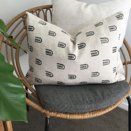 SALE* Geo Cushion Cover