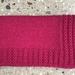 Merino Baby Blanket - Hand Knitted
