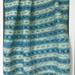 Woollen Baby Blanket - Hand Knitted