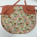 BNWOT Peg Apron Terracotta Pegs and Washing Line Fabric