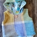 Hooded Woollen Vest
