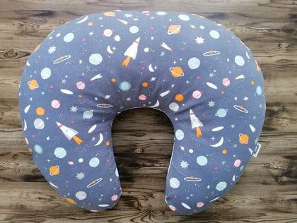 Nursing Pillow Cover - Space