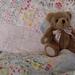 "Patchwork Quilt for Baby ""Goldilocks & 3 Bears"""