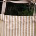 Apron - mustard stripe