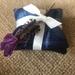 Lavender Bags - Shibori dyed fabric
