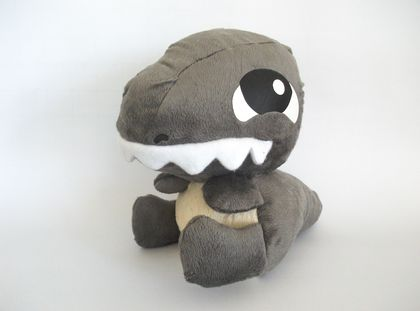Soft & Quirky T-Rex Plush (Soft Toy)
