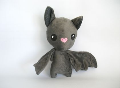Soft & Quirky Bat Plush (Soft Toy)