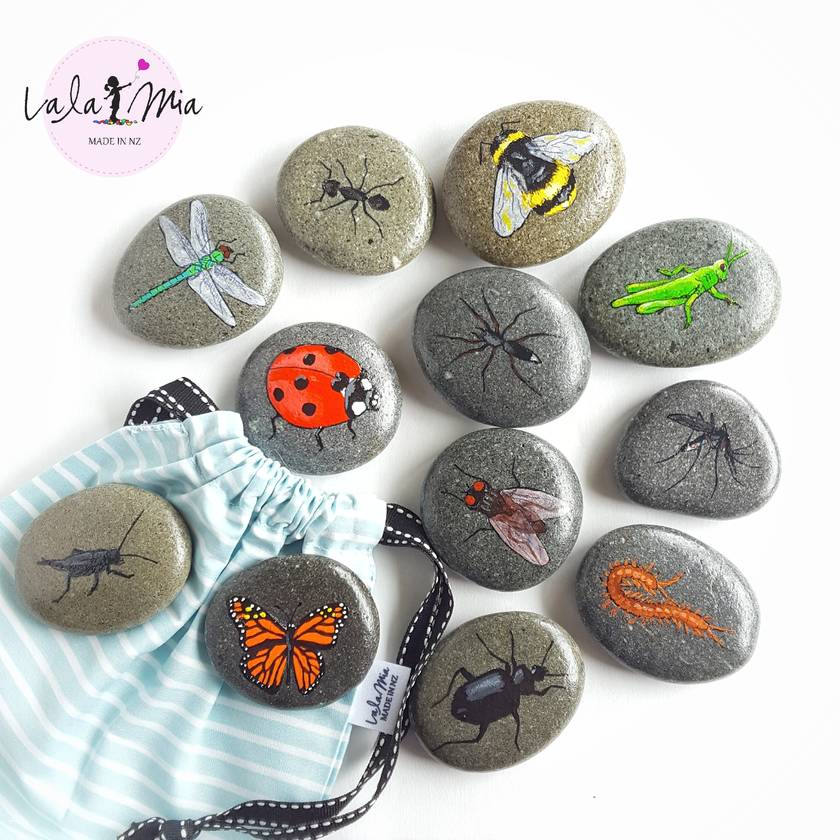 Insect Stones