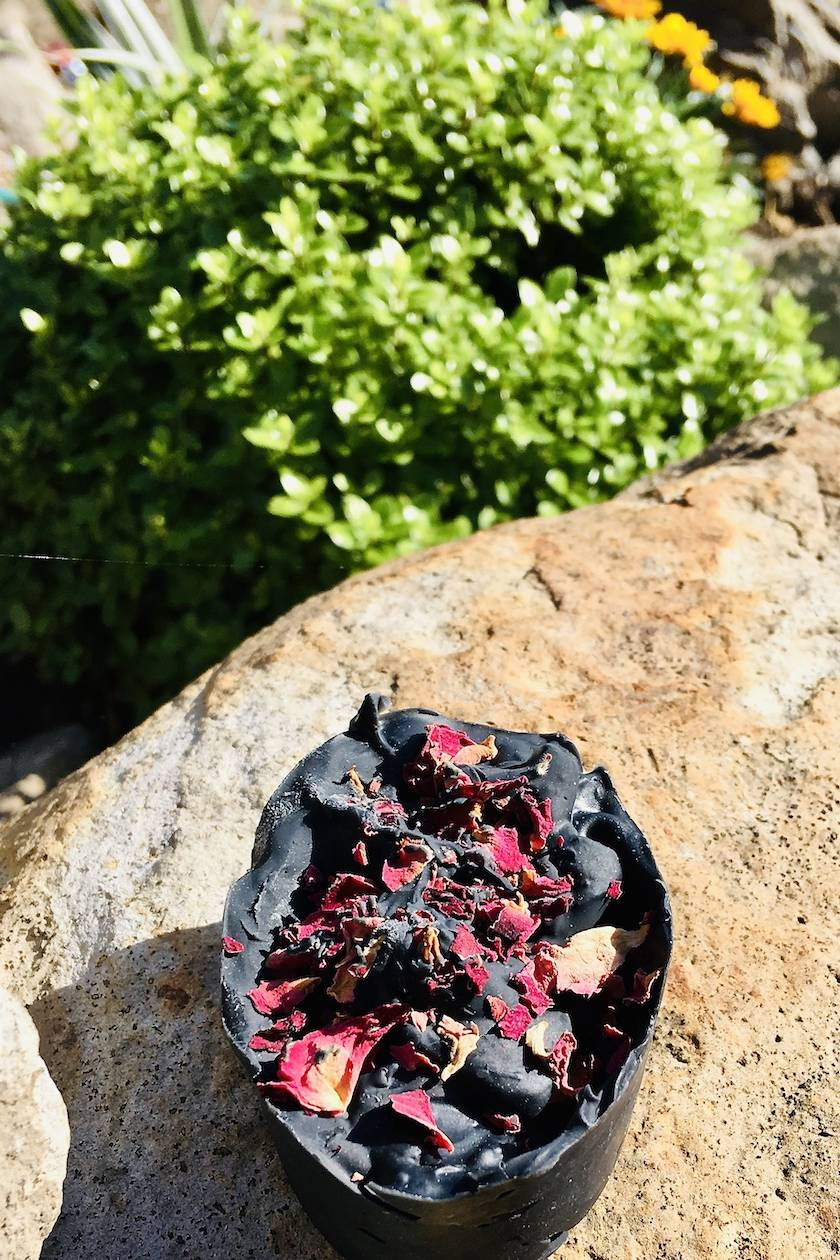 Midnight Rose Soap