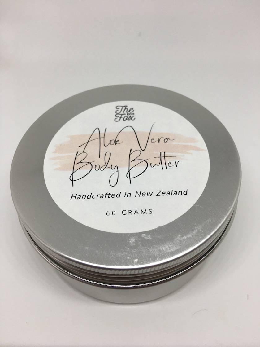 Aloe Vera Body Butter