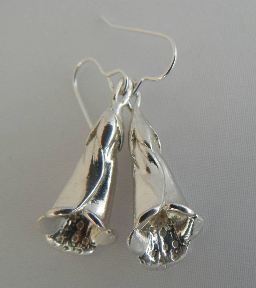 Foxglove Earrings