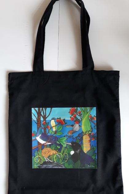 Carry Bag /  Tote Bag by Jo May