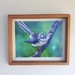 """Piwakawaka"" Framed Print"