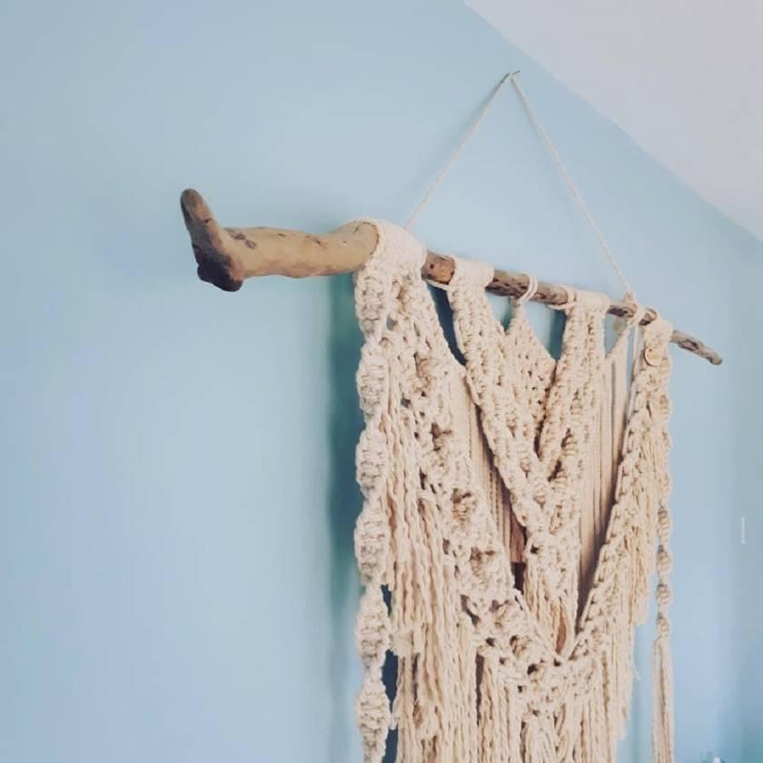 """""""Marilyn"""" Macrame Hanging"""