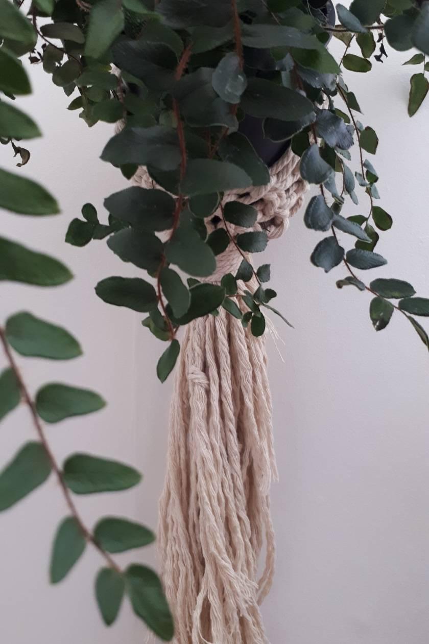 """""""Manu Nest"""" Plant Hanger"""