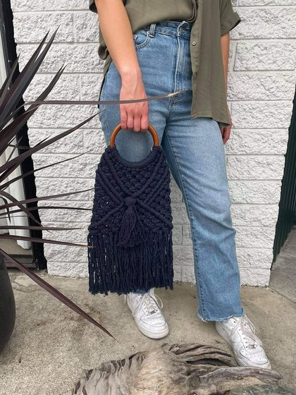 """Mollie"" Date Night Bag"