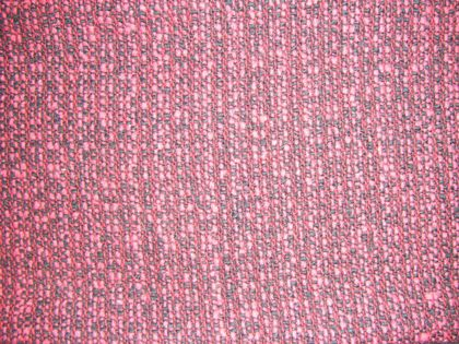 red & Black Flecked Wool Scarf