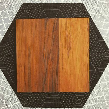 Wooden chopping board - large