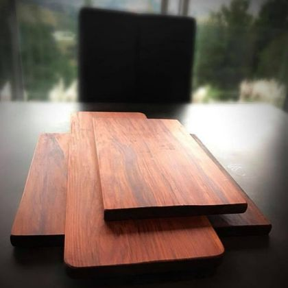 Wooden chopping board - small